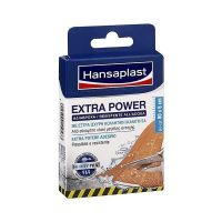 Hansaplast Extra Power Waterproof 80 x 6cm 8τμχ
