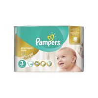 Pampers Premium Care Πάνες No3 5-9kg 40τμχ