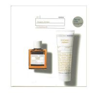Korres Oceanic Set Με Amber Eau De Toilette Για Τον Άντρα 50ml & Oceanic Amber Aftershave Balm 125ml