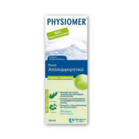 Physiomer Hypertonic Eucalyptus 135ml 6+ Ετών
