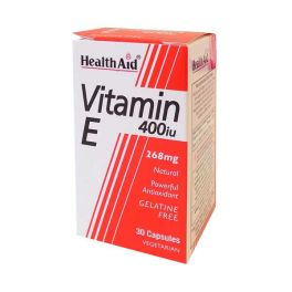 Health Aid Vitamin E 400IU 30 κάψουλες
