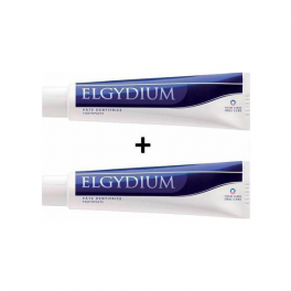 Elgydium Anti-Plaque Οδοντόκρεμα 2x100ml